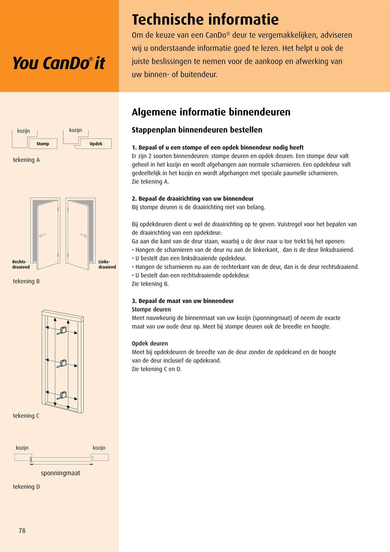 Multimate - CanDo deuren brochure - Pagina 78-79 Multimate Assortiment